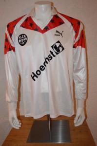 1988_-1990_Matchworn_Spielertrikot_Away_Langarm_vorn_Rueckennummer_mit_Puma