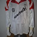 1988_-_1990_Matchworn_Spielertrikot_Away_langarm_mit_den_Unterschriften_der_Mannschaft_vorn