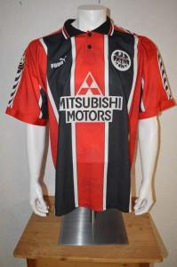 1996_-_1997_Matchworn_Maurizio_Gaudino_Heimtrikot_vorn