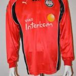 1998_-_1999_Matchworn_Thomas_Sobotzik_im_Heimspiel_31.10.98_Siegtorschuetze_Home_Langarm_vorn