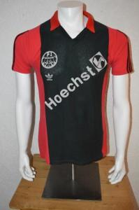 1986 - 1987 Spielertrikot Heimtrikot vorn