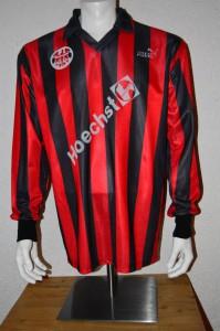 1990 - 1991 Spielertrikot Uwe Bein vorn