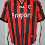 2001 - 2002 - 2003 Spielertrikot Matchworn Pavel Kryszalowicz vorn