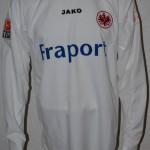 2007 - 2008 Spielertrikot Matchworn Marco Russ Away Langarm vorn
