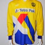 1993 - 1994 Spielertrikt Matchworn Away Langarm vorn