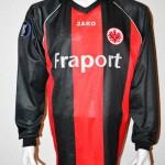 2006 - 2007 Spielertrikot Matchworn Alex Meier UEFA Cup vorn