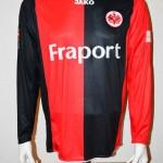 2007 - 2008 Spielertrikot Matchworn Patrik Ochs Langarm vorn