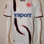 2009 - 2010 Spielertrikot Matchworn Liberopoulus DFB Pokal vs. Oxxenbach vorn
