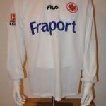 2002 - 2003 Spielertrikot Matchworn Daniyel Cimen Away langarm