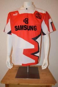 1992 - 1993 Fantrikot Sondertrikot Puma weiß