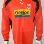 2000 - 2001 Spielertrikot Matchworn Thorsten Kracht 02.12.00 in Bochum
