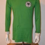 1971 - 1972 Spielertrikot Matchworn Bernd Nickel Deutsche Nationalmannschaft Away