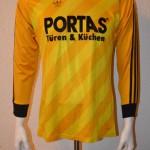 1983 - 1984 Spielertrikot Torwarttrikot