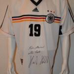 1999 Matchworn Horst Heldt Confederationscup am 31.07.1999 gegen USA