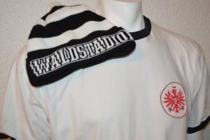 Ultras Frankfurt UF97 Wollmütze Waldstadion Frankfurt