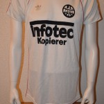 1982 - 1983 Spielertrikot Matchworn Away