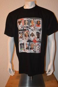 Ultras Frankfurt UF97 T-Shirt Spendenshirt Fanhouse Louisa schwarz