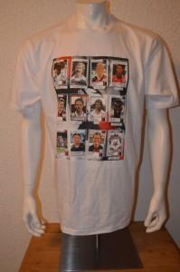 Ultras Frankfurt UF97 T-Shirt Spendenshirt Fanhouse Louisa weiß