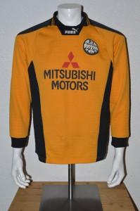 1996 - 1997 - 1998 Fanshoptrikot Oka Nikolov Torwarttrikot