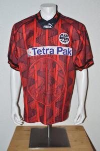 Spielertrikot Matchworn 1995-96 Rainer Rauffmann