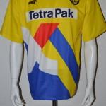 Spielertrikot Matchworn Manni Binz 1993-94 oder 1994-95 Away
