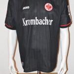 2012 - 2013 Spielertrikot Matchworn Alex Meier 28.04.13 in Mainz