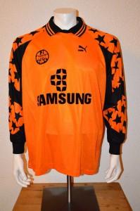 1991 - 1992 - 1993 Spielertrikot Torwarttrikot Fanshop Uli Stein