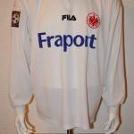 2002 - 2003 Spielertrikot Matchworn Pavel Kryzalovicz Away