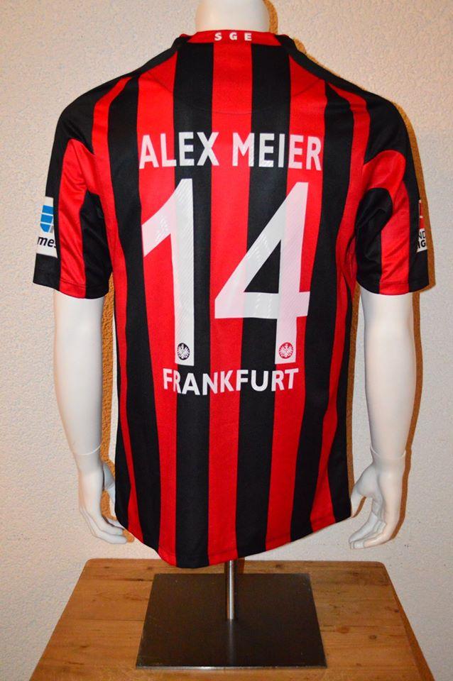 Alex Meier Trikot