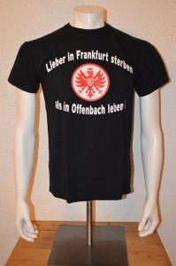Ultras Frankfurt UF 97 T-Shirt Anti-Oxxenbach