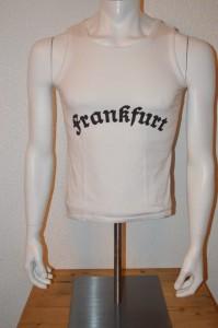 Ultras Frankfurt UF 97 T-Shirt Mottoshirt vs. Oxxenbach