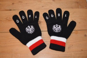 Ultras Frankfurt UF 97 - sonstiges - Handschuhe