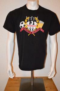 Ultras Frankfurt UF97 T-Shirt 15 Jahre Ultras Frankfurt