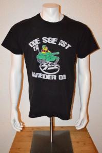 Ultras Frankfurt UF97 T-Shirt Die SGE ist wieder da