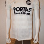 1984 - 1985 - 1986 Spielertrikot Matchworn  Away