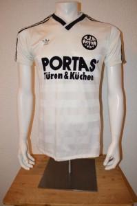 1984 - 1985 - 1986 Spielertrikot Matchworn  Away
