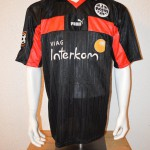 1998 - 1999 Spielertrikot Matchworn Thomas Zampach 3rd