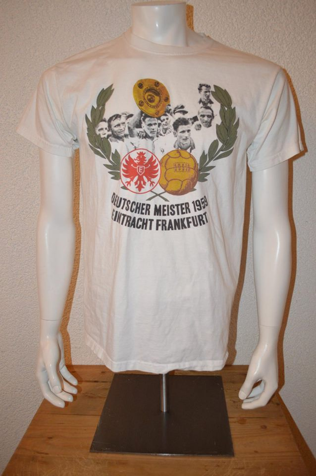 Ultras Frankfurt UF97 Shirts, Jacken & Mützen