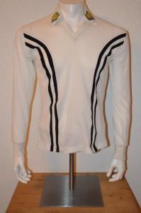 1976-1977 Spielertrikot Matchworn Karl-Heinz Körbel