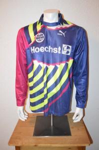 1988-1989 Spielertrikot Torwarttrikot Uli Stein
