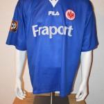 2001-2002 Spielertrikot Matchworn Uwe Bindewald 3rd