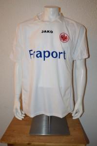 2006 - 2007 #14 Spielertrikot Matchworn Alex Meier Away 09.03.07 in Nürnberg