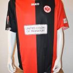 2008 - 2009 #14 Spielertrikot Matchworn Alex Meier United Colors of Frankfurt 17.08.09 Sondertrikot
