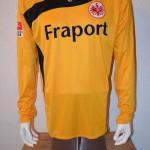2010 - 2011 #22 Spielertrikot Matchworn Ralf Fährmann Torwarttrikot
