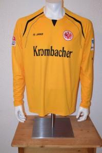 2012-2013 Spielertrikot Matchworn Oka Nikolov 1 zu 0 Sieg gegen Schalke 06