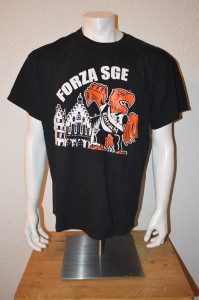 Ultras Frankfurt UF97 T-Shirt Forza SGE