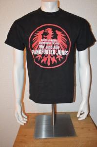 Ultras Frankfurt UF97 T-Shirt Sekt für die Nutten