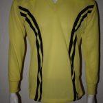 1976 - 1977 Admiral-Adidas - ohne Werbung
